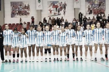 Panamericano Juvenil Femenino de Handball: Argentina no puede perder