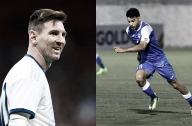 Para Argentina será un encuentro más que servirá como preparación para la Copa América. Para Nicaragua, será el partido más importante de su historia (Fotomontaje: Adrián Gallardo)