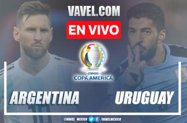Goles y resumen del Argentina 1-0 Uruguay en Copa América 2021