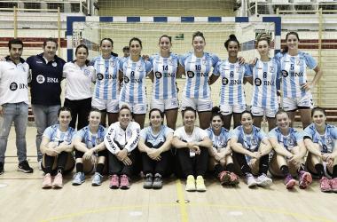 Handball: La Garra y una gira positiva