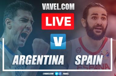 Argentina vs Spain: LIVE Stream Online TV and Score Updates (0-0)