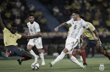 Foto: Seleção Argentina