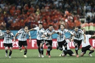 Pays Bas-Argentine, les notes du match