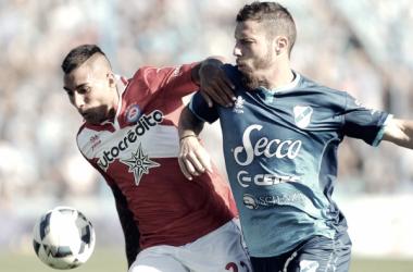 La última vez que el Gasolero enfrentó al Bicho de La Paternal fue 0 a 0. Foto | Prensa Temperley