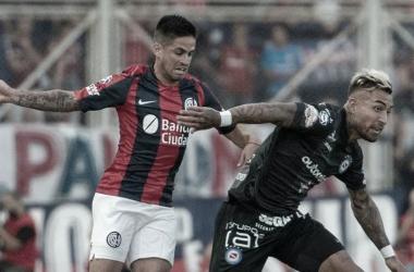 San Lorenzo vs Argentinos Juniors. Foto: Pasión Fútbol.