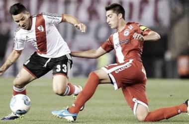 Argentinos Juniors - River Plate: acercarse a la punta