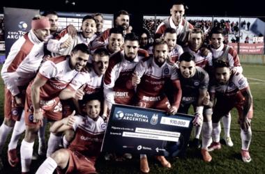 Argentinos Juniors iniciará esta Superliga 2018 y cuenta como marca su historia, con varios juveniles que ya rindieron en el torneo anterior. Foto: Superdeportivo
