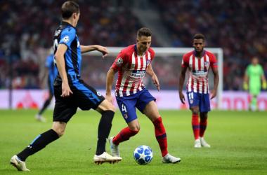 El Atlético, lanzado a por el primer puesto | Foto: Atlético de Madrid