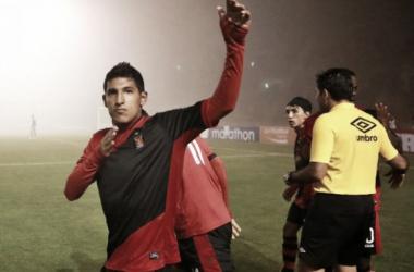 Arias quiere conseguir su primer título como profesional con Melgar. Foto: peru.com