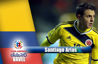 Camino a Chile 2015: Santiago Arias