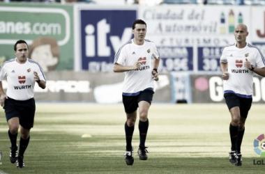 Arias López repite con el Albacete en Anduva