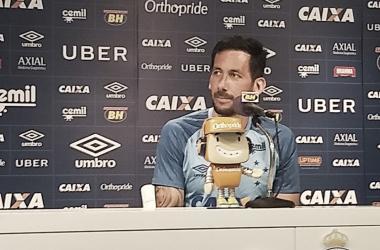 Desde 2015, argentino já disputou 111 partidas com a camisa estrelada (Foto: Gustavo Souza/VAVEL Brasil)