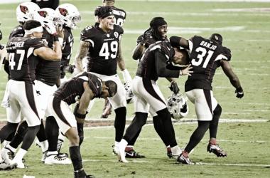 Em jogo maluco, Cardinals vencem na prorrogação e acabam com invencibilidade dos Seahawks