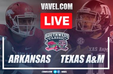 Highlights and Touchdowns: Arkansas 27-31 Texas A&M, 2019 College Football