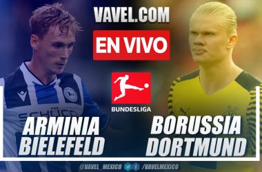 Resumen y goles: Arminia Bielefeld 1-3 Borussia Dortmund en Bundesliga 2021-22