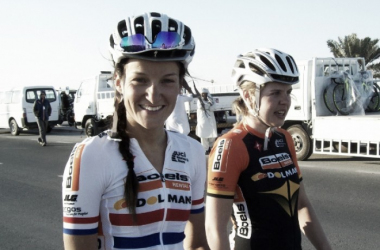 Armitstead has extended her stay at Boels-Dolmans / Cycling Weekly