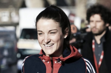 Armitstead will be hoping to get GB's first Cycling medal of this Games this afternoon / Eurosport