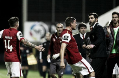 Merecida victoria del Sporting de Braga ante União da Madeira