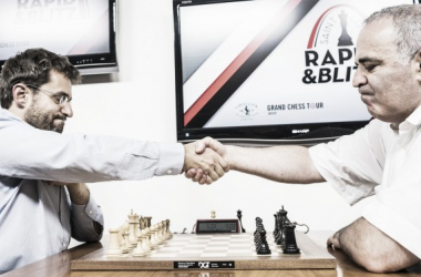 Aronian se impone en San Luis en la despedida o ¿hasta luego? de Kasparov