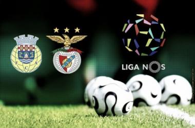 Arouca x Benfica: Águias podem capitalizar tropeções de Porto e Sporting