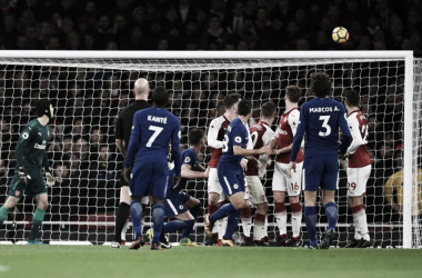 Previa Arsenal - Chelsea: un amistoso para empezar a fortalecer los proyectos