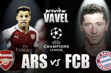 Arsenal - Bayern Munich Preview: Bavarians look to assert further Champions League dominance