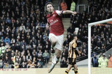 El Arsenal confirma su reanimación
