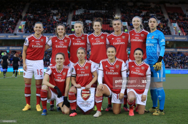 Arsenal's journey to the UWCL quarter-finals