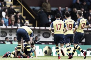 Burnley 0-1 Arsenal: Player Ratings