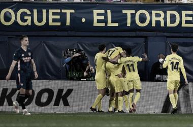 Villarreal 2 a 1 Arsenal (UEFA / Divulgação)