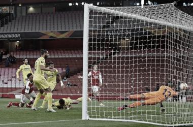 Arsenal 0 a 0 Villarreal (UEFA / Divulgação)