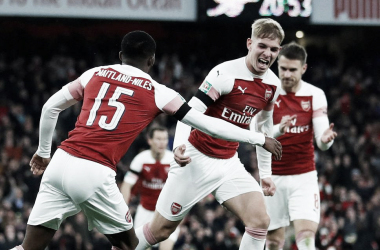 El Arsenal pasa a la siguiente ronda de la Carabao Cup