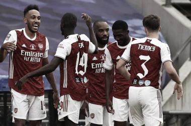 El equipo londinense ganó 4 de sus últimos 5 partidos. Foto: FA Cup