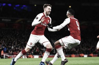 Magia y goleada en el Emirates
