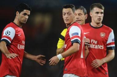 Özil sera un atout phare pour les Gunners ce soir.