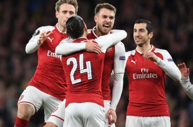 Europa League, all'Arsenal basta un tempo