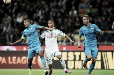 Saint-Étienne - Inter: el partido de las necesidades