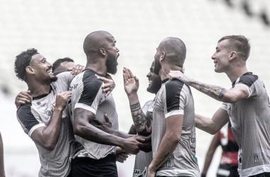 Melhores momentos de Arsenal de Sarandí 0 x 0 Ceará pela Copa Sul-Americana 2021