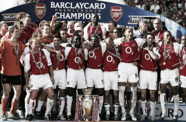 5 of Arsenal's invincibles particularly stand out