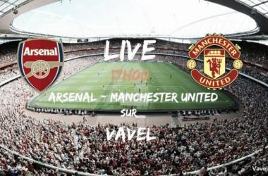 Revivez Arsenal 3-0 Manchester United, 8e journée de Premier League 2015