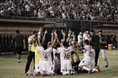 Com vantagem paraguaia, Arsenal e Nacional (PAR) jogam pela Copa Libertadores