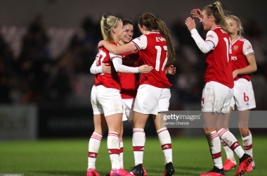 Arsenal Women 2-1 Manchester City Women: Dutch duo secures a place in the final for the Gunners