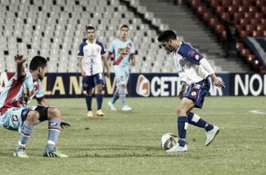 El Arse necesita imperiosamente engrosar su promedio para quedarse en Primera División. Foto: Web