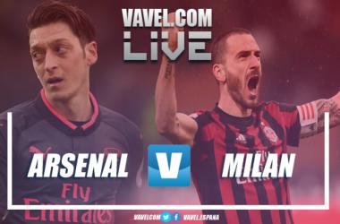 Arsenal - Milan in diretta, LIVE Europa League 2017/18 (3-1): Gunners avanti, rossoneri eliminati