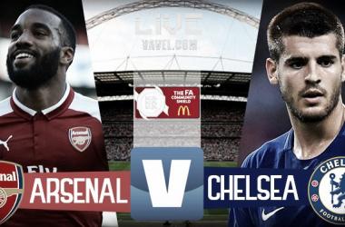 Arsenal - Chelsea in diretta, LIVE Community Shield 2017 (5-2 d.c.r.) Vince l'Arsenal ai rigori!