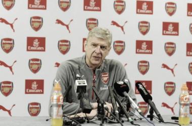 """Arsène Wenger: """"Goodison Park es un campo muy complicado"""""""