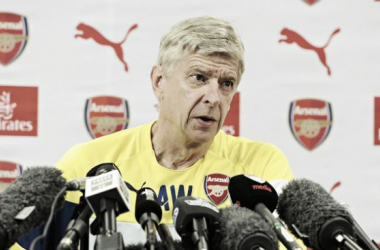 """Arsène Wenger: """"Cada punto es importante ahora"""""""