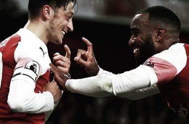 Foto:Reprodução/Arsenal