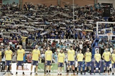 Plantilla 2014-2015 COB I foto:clubourensebaloncesto.com