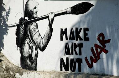 Pintura urbana: ¿arte o protesta?